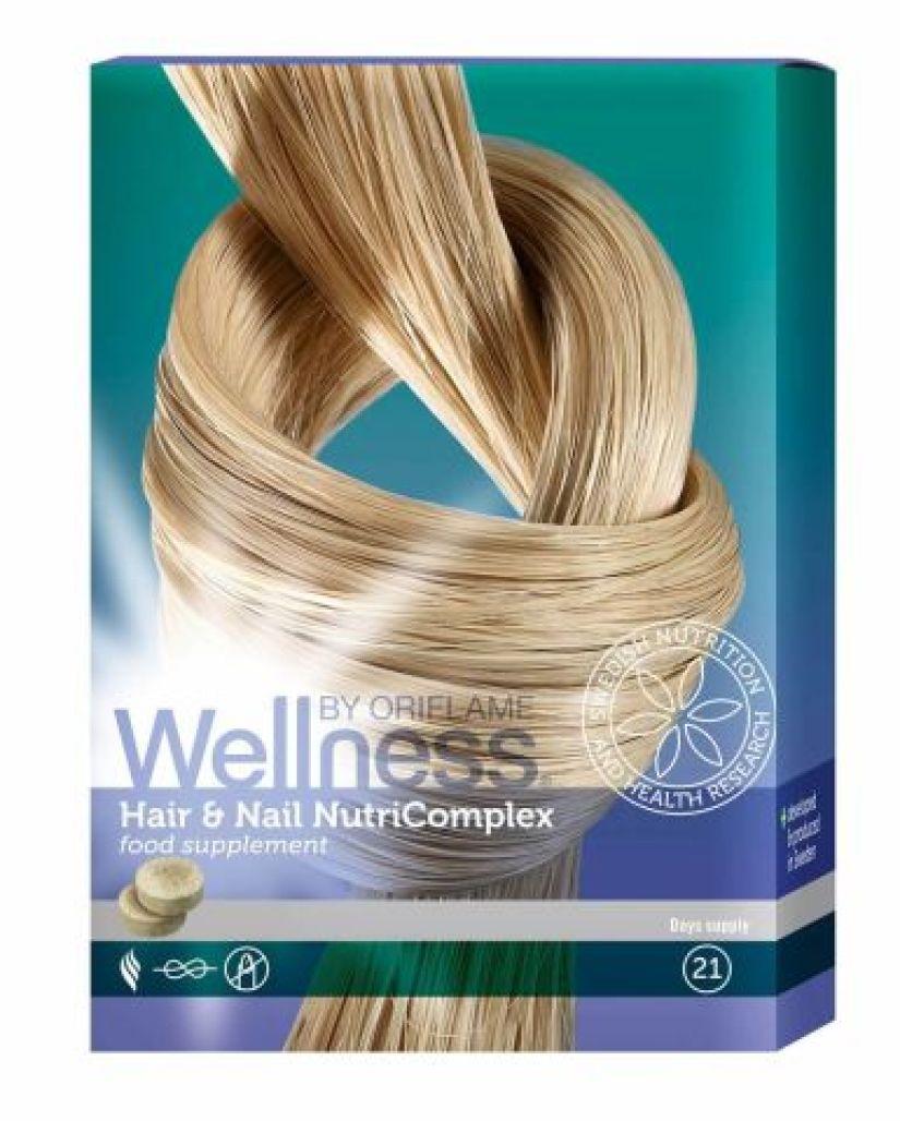 Oriflame Wellness Hair & Nail NutriComplex