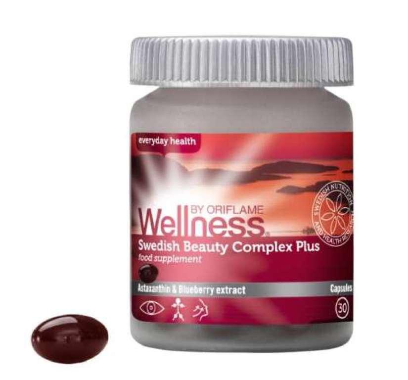Oriflame Wellness Swedish Beauty Complex Plus
