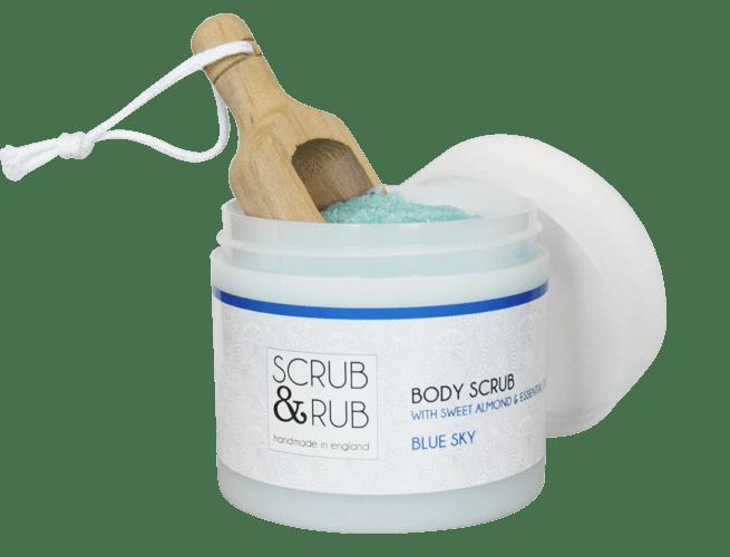 scrub_Blue sky
