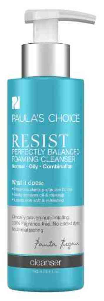 Paula's Choice Resist Perfectly Balanced Foaming Cleanser