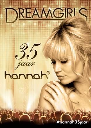 Dreamgirls hannah 35 jaar