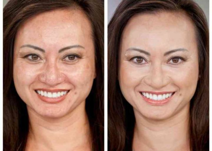 Colorescience make over woman oily mixed skin
