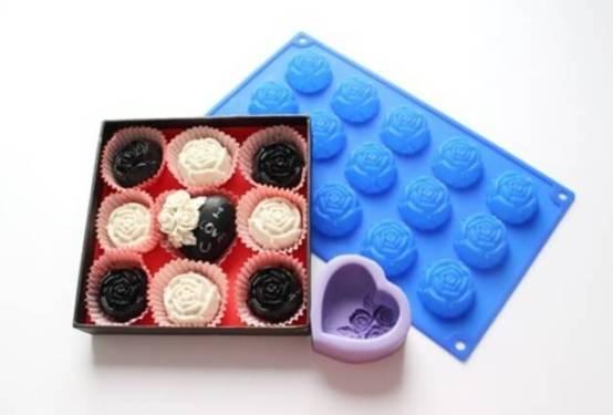 Valentijn Chocolade Mould
