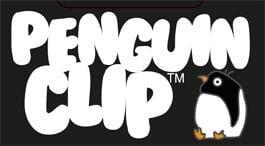 Penguin Haarclips