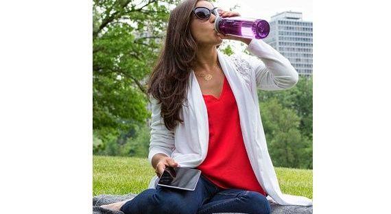 Drink jezelf mooi met slimme fles 9 drink Drink jezelf mooi met slimme fles