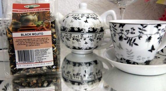 Tijd voor (ijs) thee! De Tuinen introduceert nieuwe unieke smaken 9 thee Tijd voor (ijs) thee! De Tuinen introduceert nieuwe unieke smaken