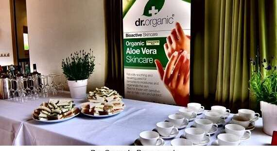 dr organic persevent