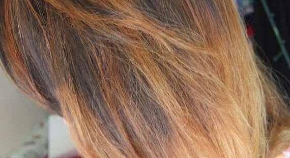 Fail! Haarverf pakt niet zo best uit... 9 Haarverf Fail! Haarverf pakt niet zo best uit...