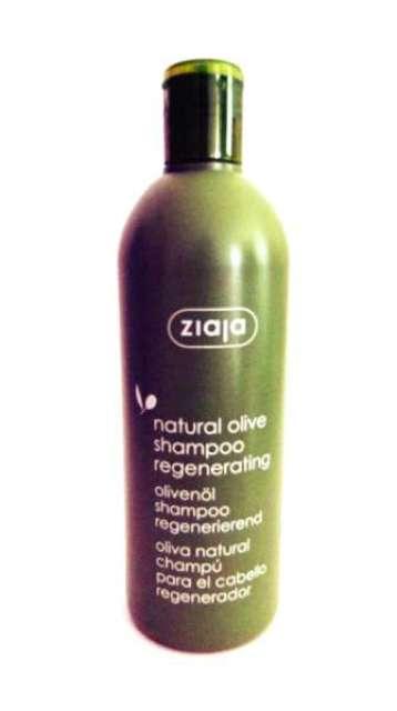 Ziaja natural olive regenerating shampoo