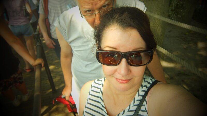 efteling- selfie