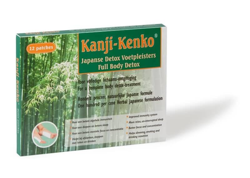 kanji-kenko-japanse-voet-pleisters