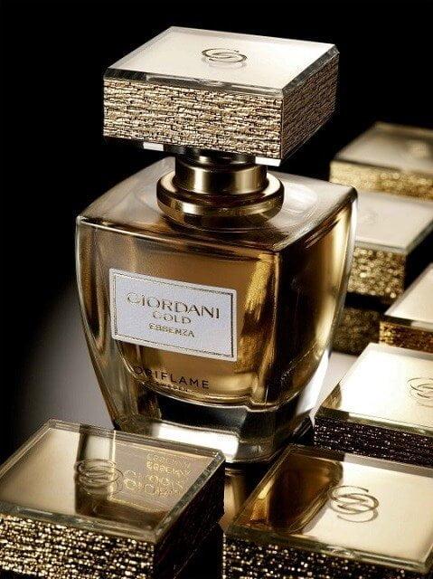 Oriflame GiordaniGold Essenza Perfume sfeer
