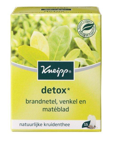 Kneipp Detox thee