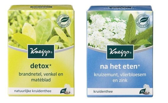 Kneipp thee