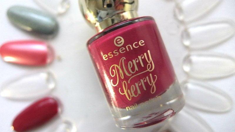 essence merry berry nagellak