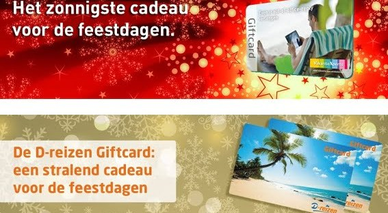 De mooiste verrassing van 2015: een stukje vakantie als kerstcadeau! 9 vakantie De mooiste verrassing van 2015: een stukje vakantie als kerstcadeau!