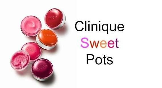 clinique sweet pots