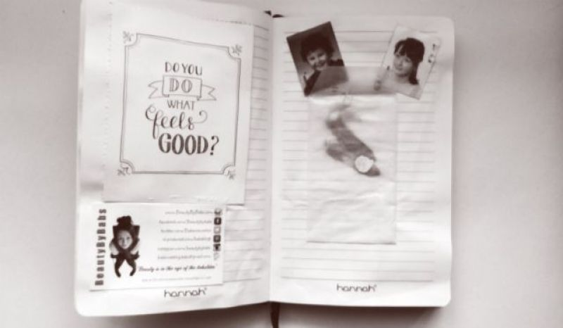 wreck that journal