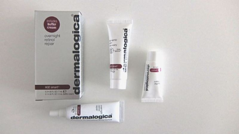 dermalogica overnight retinol night repair