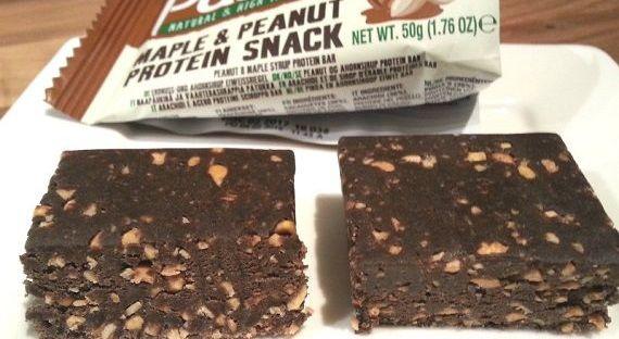 pulsin reep maple peanut 1