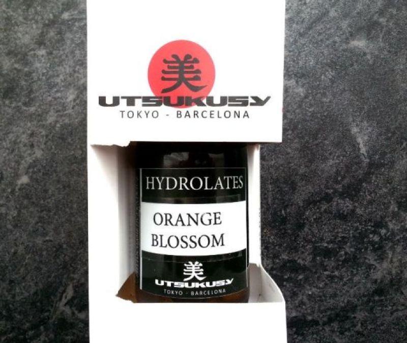 utsukusy hydrolaat