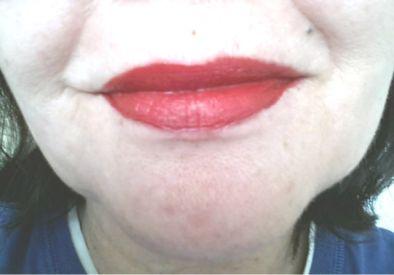 lipstick met w7 zonder glans 1