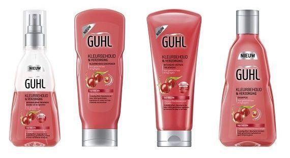 GUHL's Kleurbehoud & Verzorging 71 Guhl GUHL's Kleurbehoud & Verzorging Haarverzorging