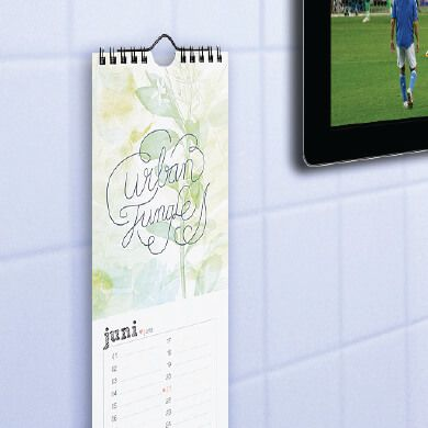 Toilet kalender
