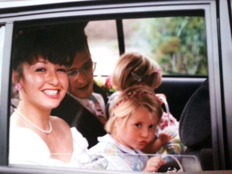 trouwdag auto