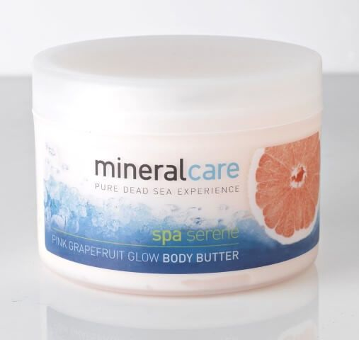 Mineral Care Spa Serene body butter pink grapefruit