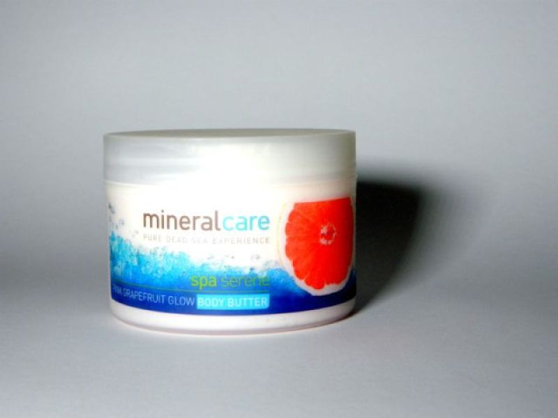 mineral care body butter