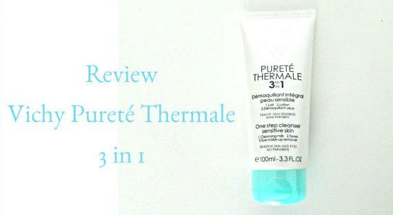Vichy Pureté Thermale 3 in 1 cleanser gevoelige huid- Review! 35 vichy Vichy Pureté Thermale 3 in 1 cleanser gevoelige huid- Review! Vichy