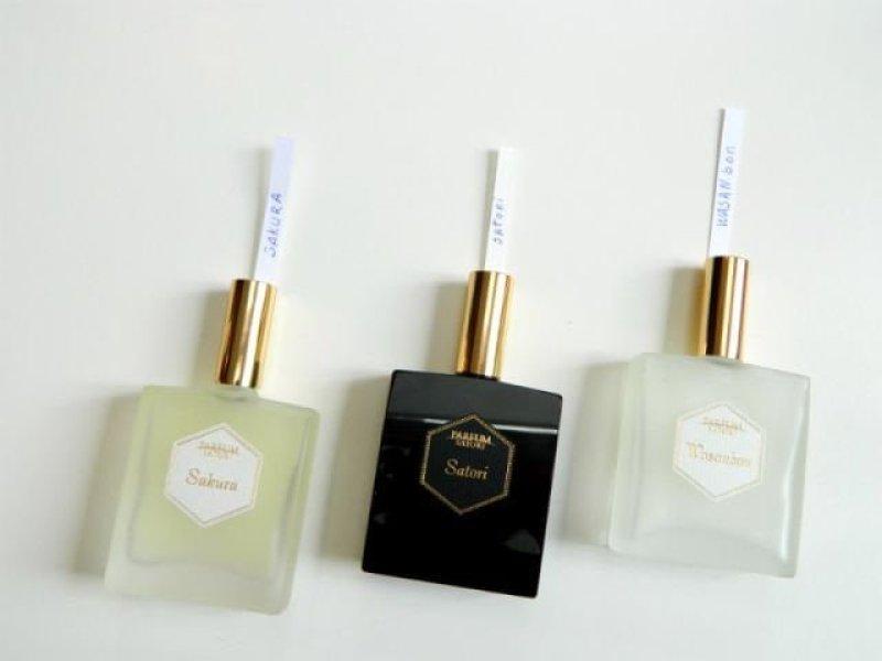 3 parfums