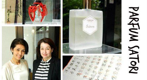 Satori Osawa- Japanse parfums- Perfumers Soiree bij Annindriya 23 parfums Satori Osawa- Japanse parfums- Perfumers Soiree bij Annindriya Annindriya Perfume Lounge