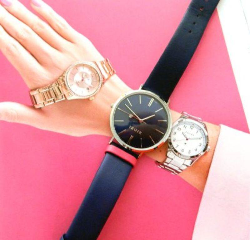zinzi horloge en magazine