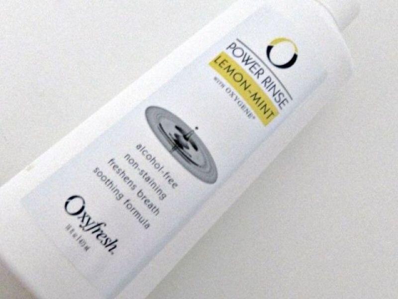oxyfresh-mondwater