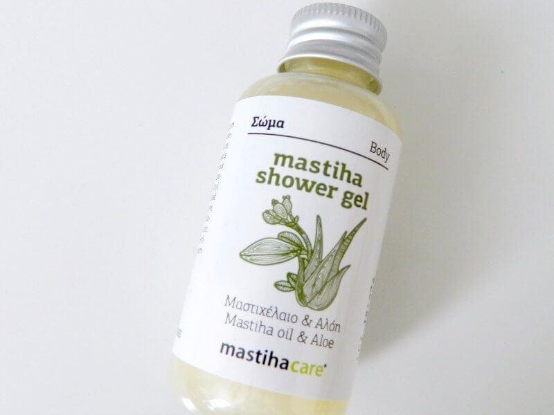 mastiha shower gel