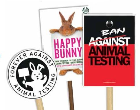 The Body Shop Forever Against Animal Testing 2