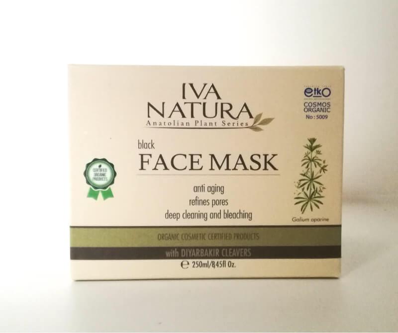 iva natura face mask