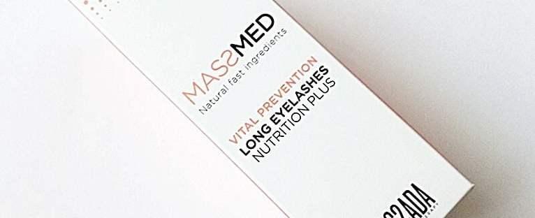 MASSMED Long Eyelashes Nutrition Plus Serum