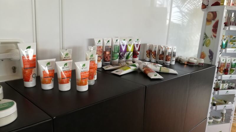 rooftop event dr organic
