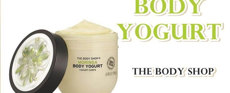 he Body Shop Body Yoghurt 10