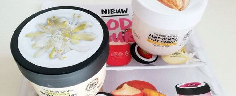 body yogurt the body shop 10