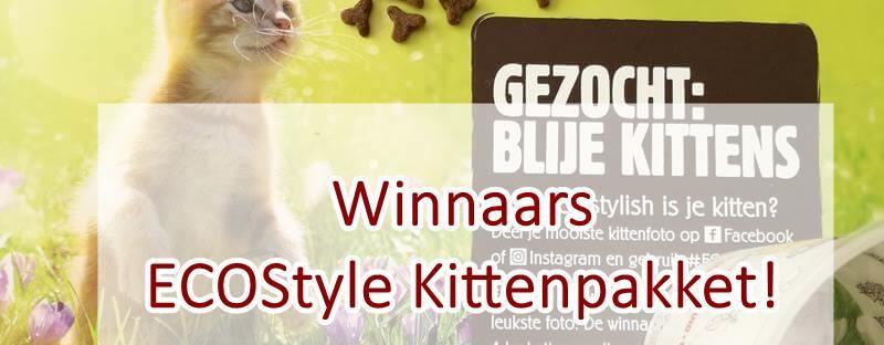 winnaars kittenpakket