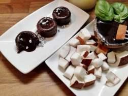 kokos chocoladedip