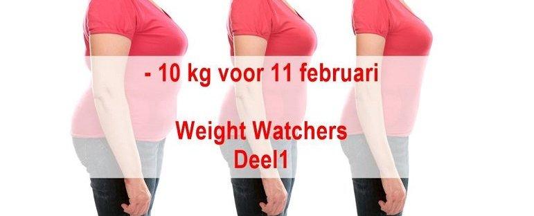 weight watchers deel 1