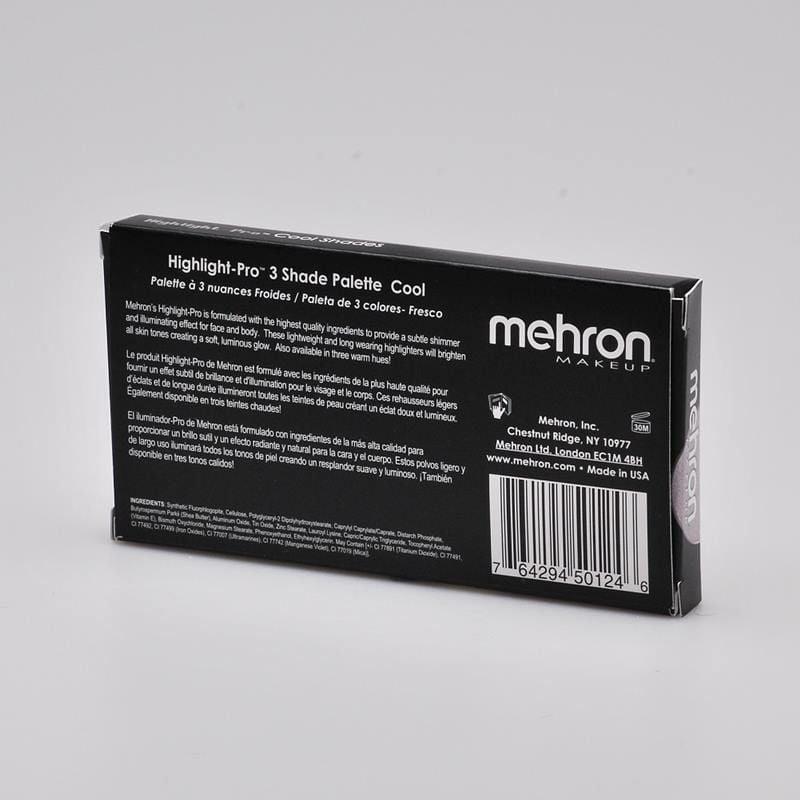 Drie nieuwe paletten van Mehron Makeup 21 mehron Drie nieuwe paletten van Mehron Makeup