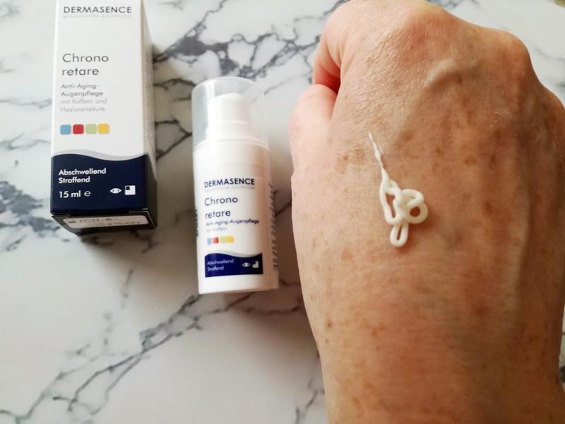 Dermasence Chrono Retare Anti-Aging Serum & Eyecream- Review 21 chrono retare Dermasence Chrono Retare Anti-Aging Serum & Eyecream- Review