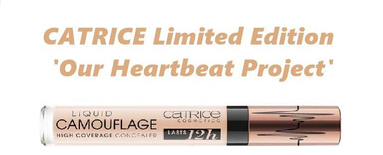 CATRICE Limited Edition 'Our Heartbeat Project' 9 catrice concealer CATRICE Limited Edition 'Our Heartbeat Project'