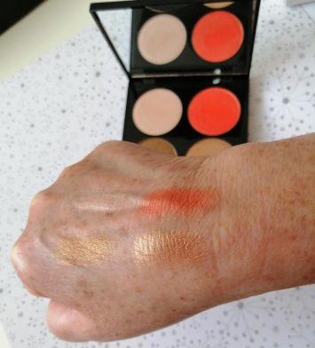 UNG Cosmetics palette 1